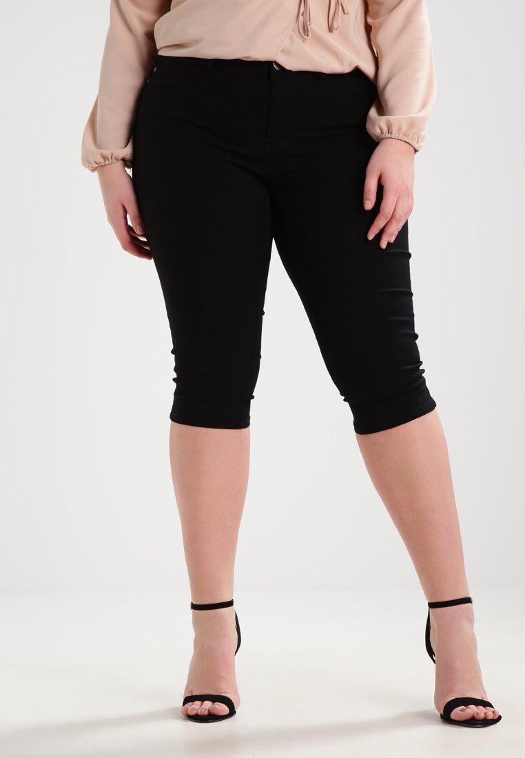 Junarose - JRQUEEN MASJA - Shorts - black