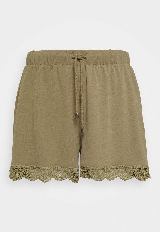 JRIBERIS - Shorts - covert green