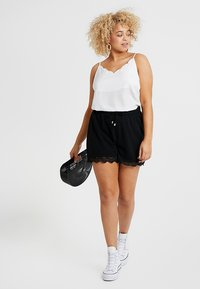 JUNAROSE - by VERO MODA - JRIBERIS - Shorts - black - 1