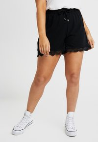 JUNAROSE - by VERO MODA - JRIBERIS - Shorts - black - 0