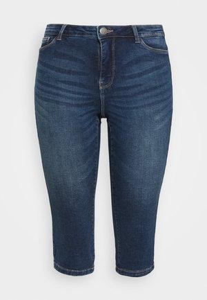 JRFIVEABENNA KNICKERS - Shorts - medium blue denim