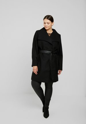 JRANSILLO - Short coat - black