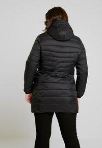 JUNAROSE - by VERO MODA - JRTRIMI - Short coat - black - 2