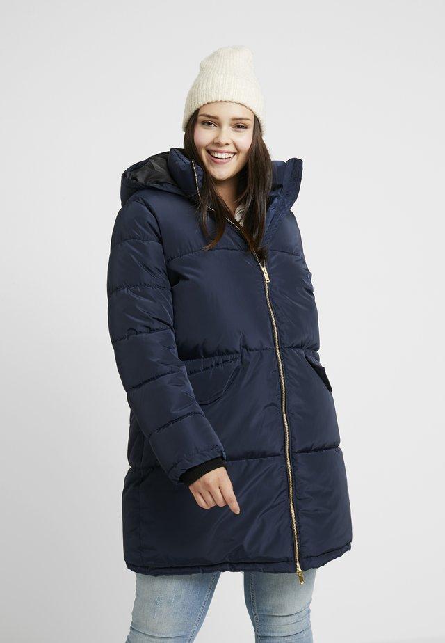 JRMILAN PADDED COAT - Zimní kabát - navy blazer