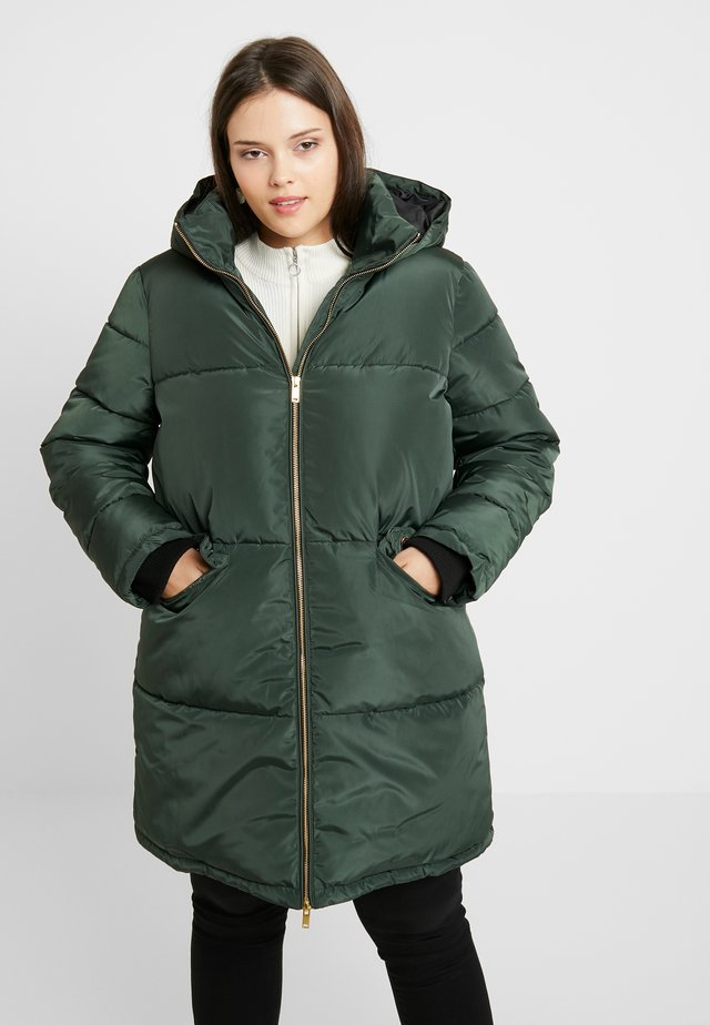 JRMILAN PADDED COAT - Talvitakki - deep forest