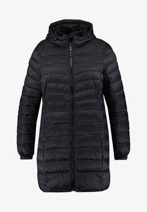 JRTRIMI LONG JACKET - Krátký kabát - black