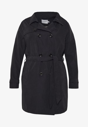 JRNEWTUKKA TRENCH COAT - Trenssi - black