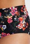 Junarose - JRISIDORA SOFFI BOTTOM - Braguita de bikini - black