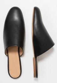 Jil Sander Navy - Pantolette flach - black - 3