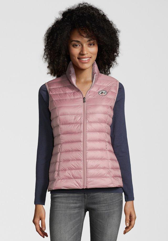 Veste sans manches - light pink