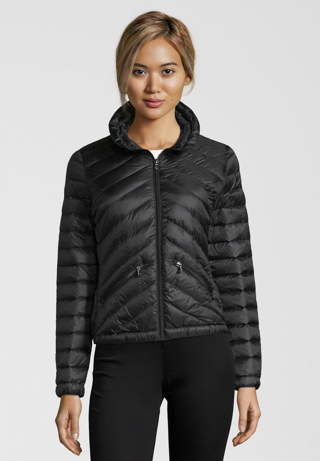 VANINA - Down jacket - black