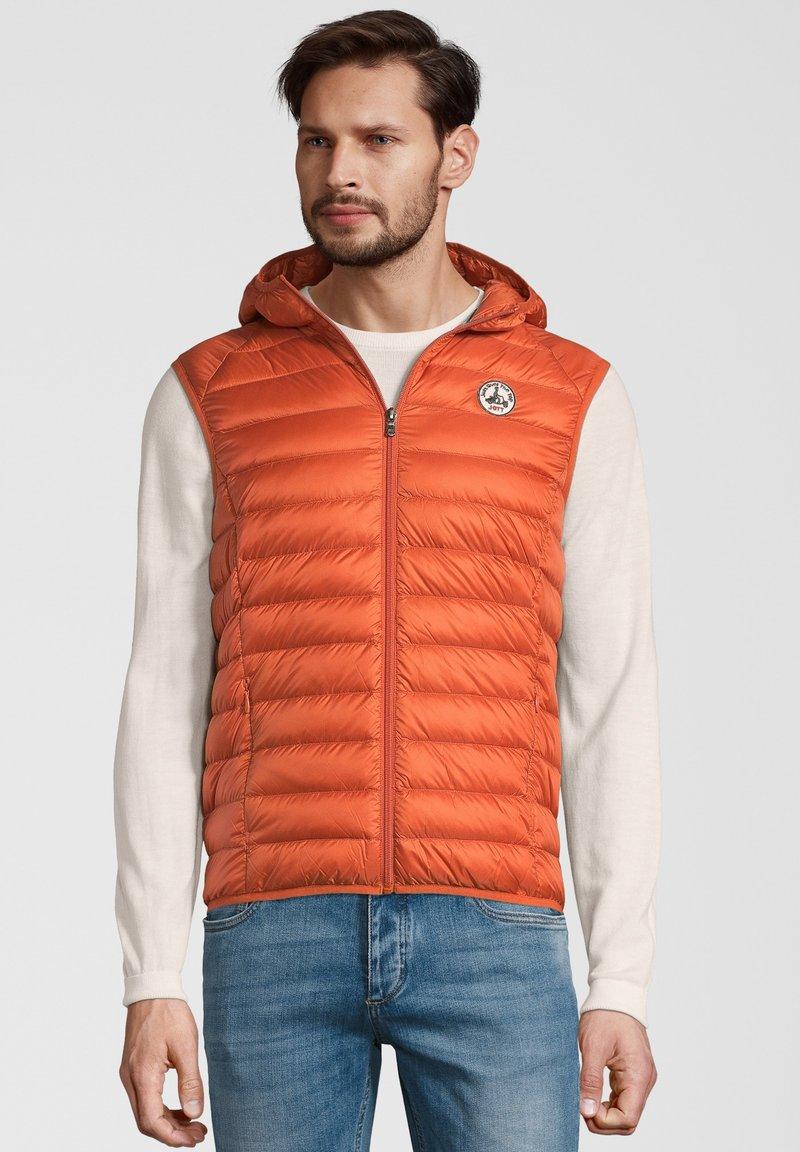 JOTT - Waistcoat - orange