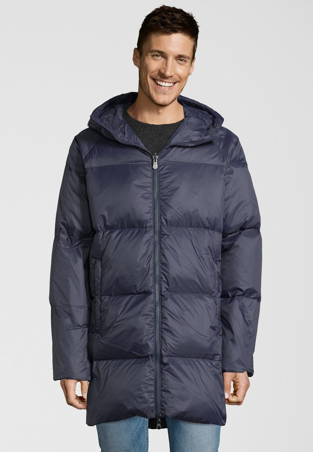 AVEYRON - Down coat - marine