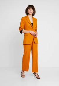 JUST FEMALE - MAX TROUSER - Kangashousut - pumpkin spice - 1