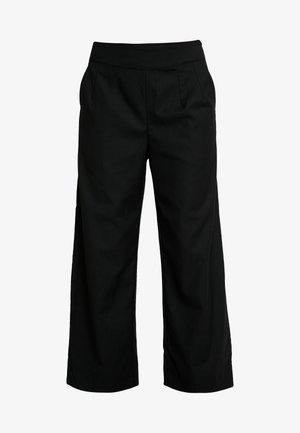MAXIMO TROUSERS - Trousers - black
