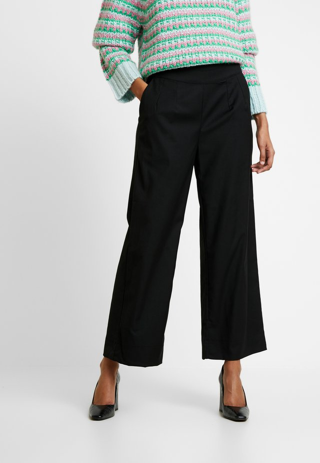 MAXIMO TROUSERS - Broek - black