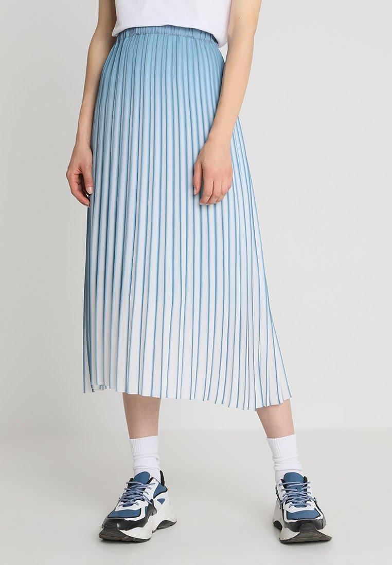 JUST FEMALE - DUSTIN SKIRT - A-line skirt - provincial blue