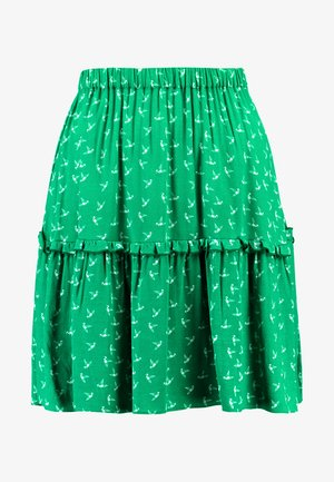 ELVIRA SKIRT - Áčková sukně - green