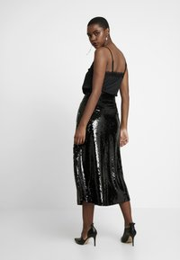 JUST FEMALE - XENA SKIRT - A-line skjørt - black - 2