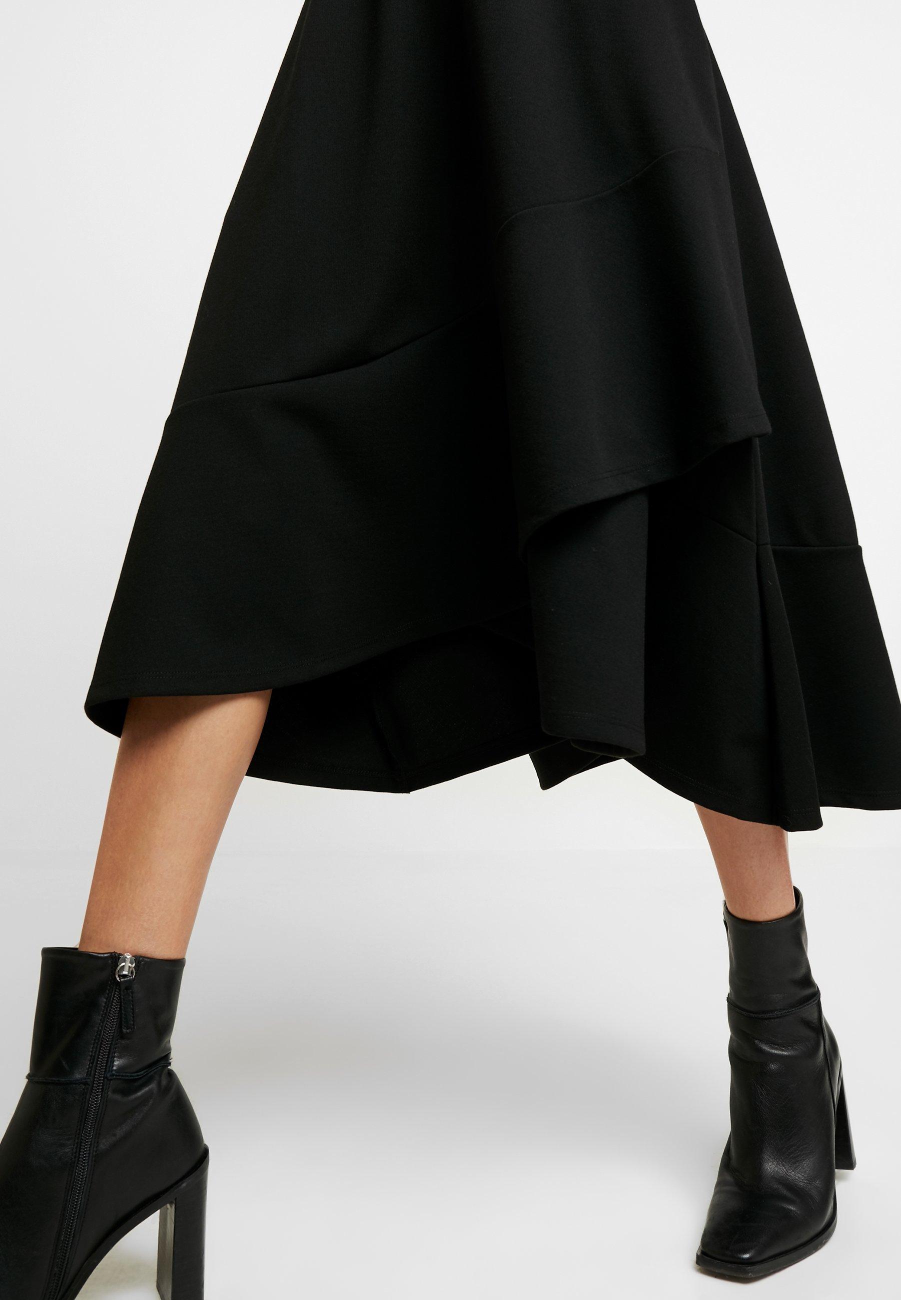 Just Female Kirsti Skirt - A-linjekjol Black