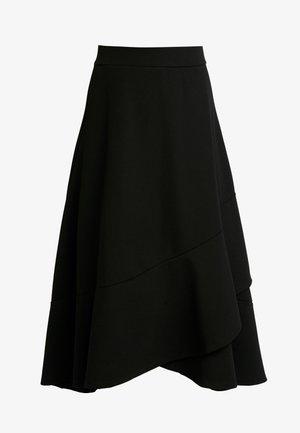 KIRSTI SKIRT - A-lijn rok - black