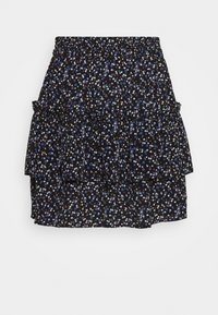 JUST FEMALE - Mini skirt - black - 3