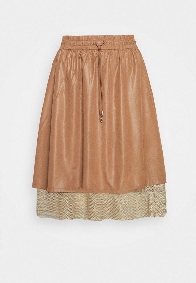 KAJSA SKIRT - A-line skirt - thrush