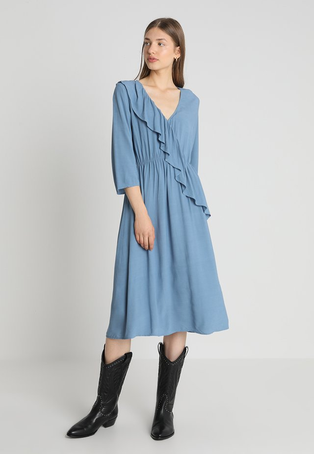 AUSTIN DRESS - Day dress - provincial blue