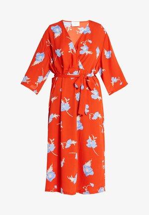 JOHANNA DRESS - Kjole - orange poppy