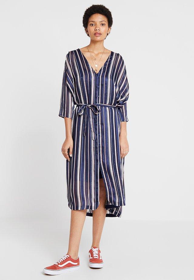 RAGNHILD - Shirt dress - blue multi