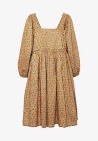 JUST FEMALE - MERLE DRESS - Korte jurk - khaki - 6