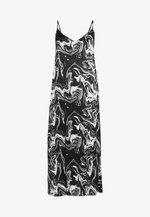 LAVA STRAP DRESS - Korte jurk - black