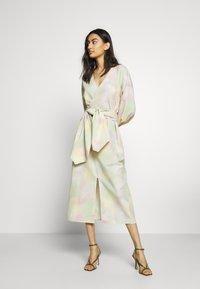 JUST FEMALE - NIKKI MAXI DRESS - Day dress - pastel tie dye - 1