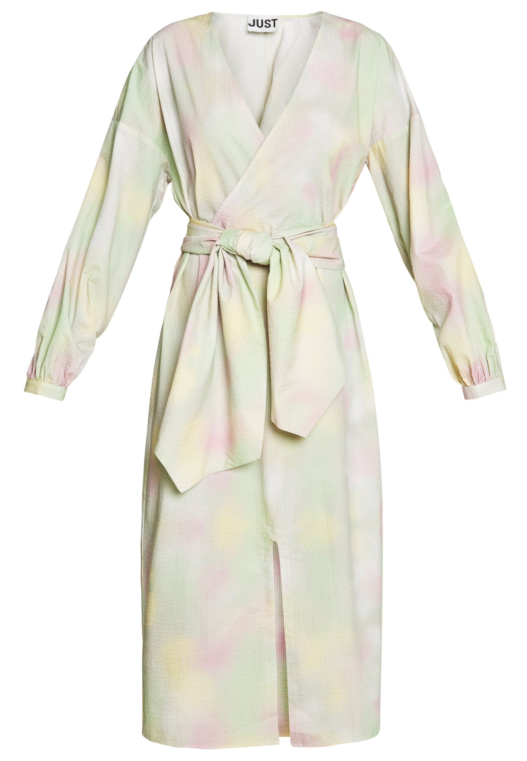 JUST FEMALE NIKKI MAXI DRESS - Vestito estivo - pastel tie dye