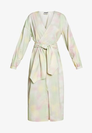 NIKKI MAXI DRESS - Korte jurk - pastel tie dye