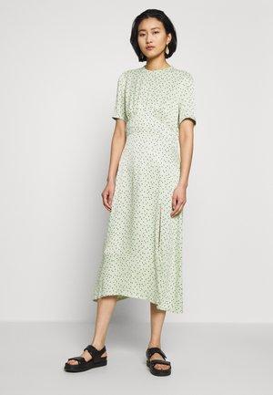 MARIELLE DRESS - Day dress - mint/black