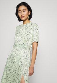 JUST FEMALE - MARIELLE DRESS - Vestido informal - mint/black - 3