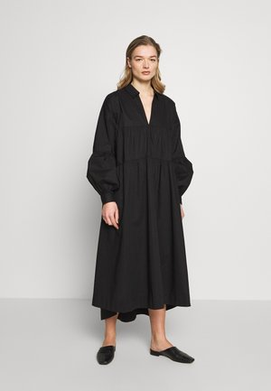 MANDY DRESS - Robe longue - black
