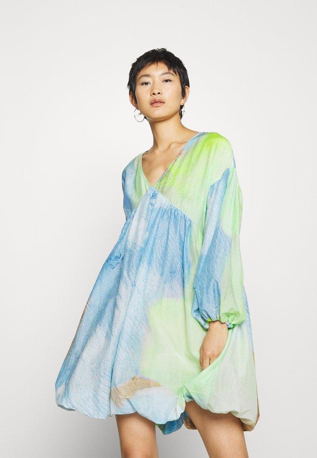 MERCER DRESS - Korte jurk - sap