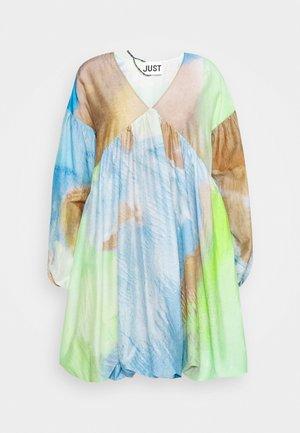 MERCER DRESS - Day dress - sap