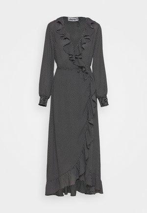 NIRO DRESS - Denní šaty - black