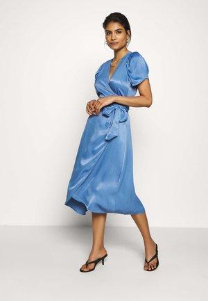 JULISSA WRAP DRESS - Vestido de cóctel - riverside