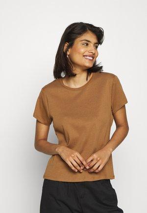 MONYA TEE - Basic T-shirt - trush