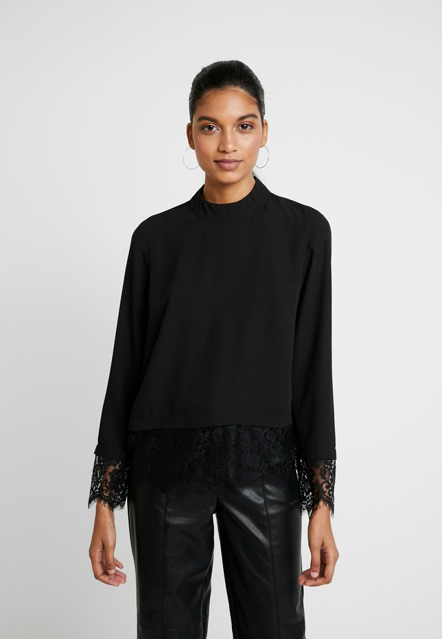 ESMEE BLOUSE - Blouse - black