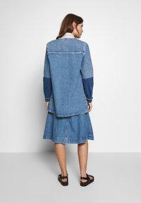 JUST FEMALE - NORMA JACKET - Denim jacket - blue denim - 2