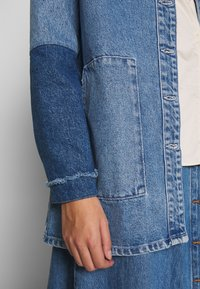 JUST FEMALE - NORMA JACKET - Denim jacket - blue denim - 5