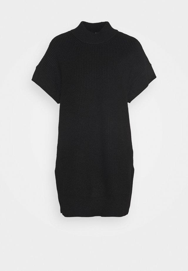SOPHIE VEST - Stickad tröja - black