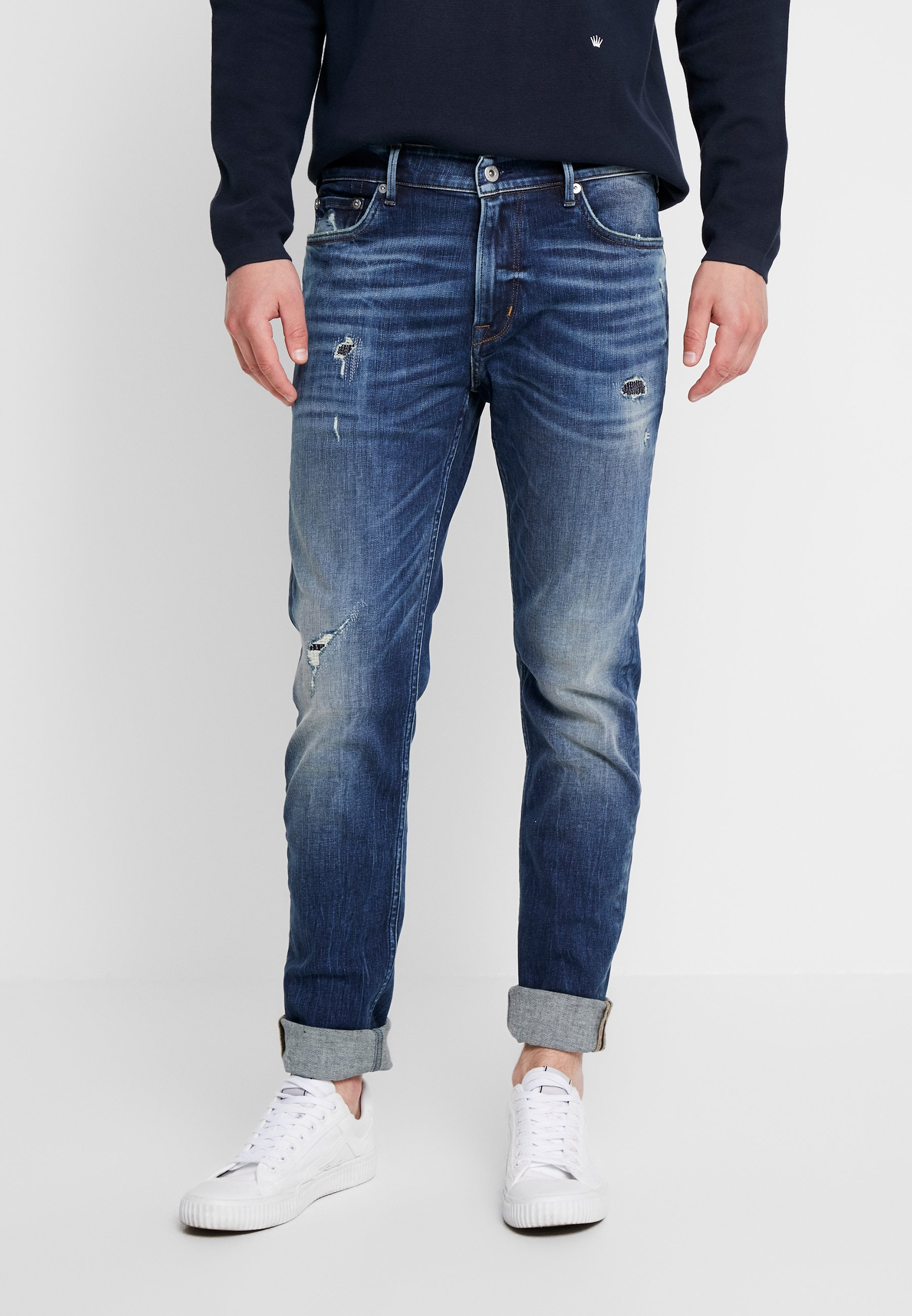 Junk Junk Luxe Indigo Junk SkinnyJeans Luxe SkinnyJeans De Indigo De E92YWHDI