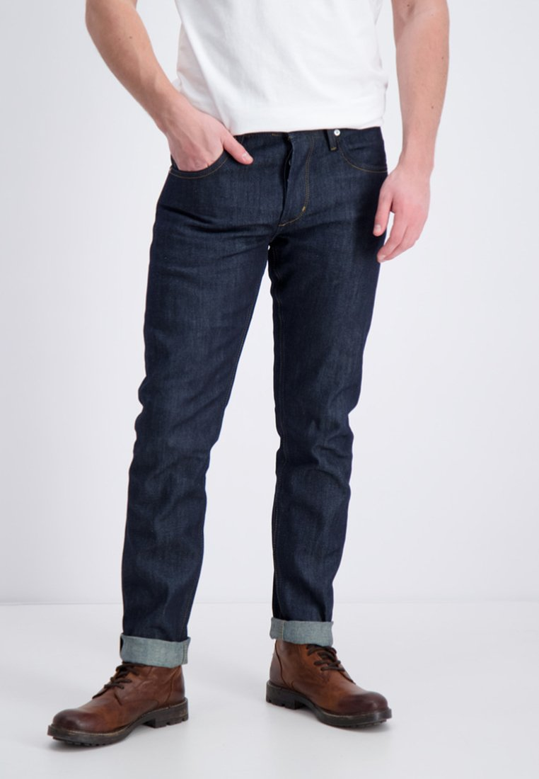 Junk De Luxe - Slim fit jeans - dark blue