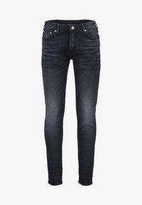 Junk De Luxe - Slim fit jeans - wash black - 2